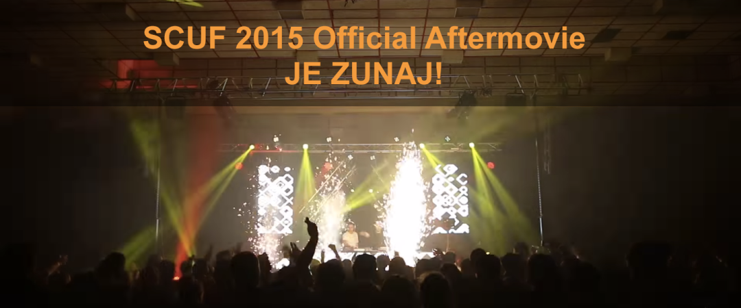 SCUF 2015 Official Aftermovie